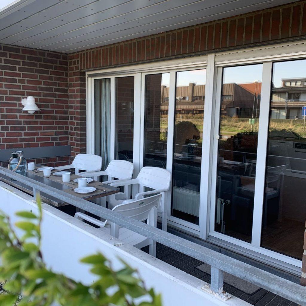 Balkon FREG außen